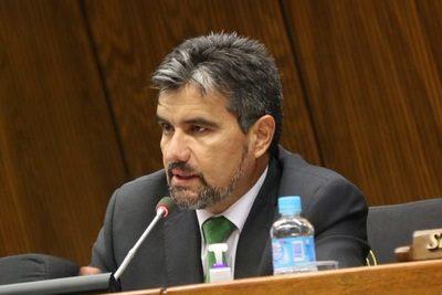"""Diputado califica de """"lamentable"""" lo planteado por Itaipú para evitar revisión de fondos sociales"""