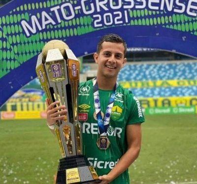 Alan Méndez se consagra en Brasil