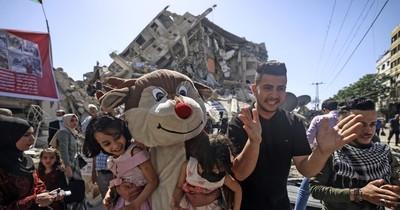 La Nación / El último conflicto con Israel fortaleció la identidad palestina