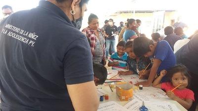 """INDI acompaño al programa """"Seamos Ciudadanos"""" realizado Laguna Negra"""
