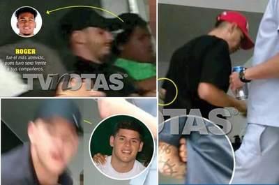 Captan a jugadores del América en fiesta intima – Prensa 5