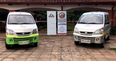 La Nación / Itaipú y Fiuna adaptaron los primeros vehículos solares-eléctricos del país