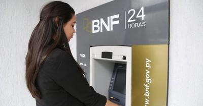 La Nación / Hacienda desembolsará US$ 163 millones para pagar salario público