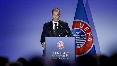 UEFA abre procedimientos disciplinarios contra los grandes