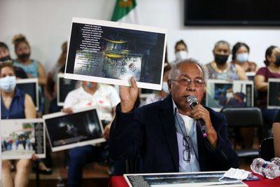 Viudas de mineros mexicanos sepultados en 2006 están satisfechas con avances