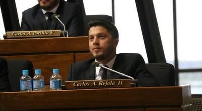 Rejala propone cuarentena sin goce de sueldo de altos funcionarios públicos y destinar a Salud