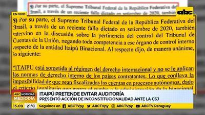 """Carlos Mateo Balmelli: """"Binacionalidad no es blindaje jurídico"""""""