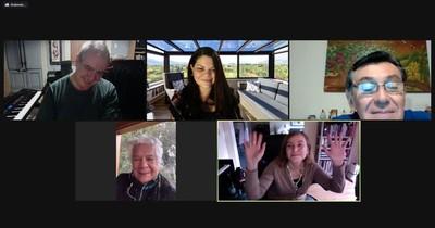 """La Nación / Berta Rojas presenta su proyecto online """"Jeporeka 2021″"""