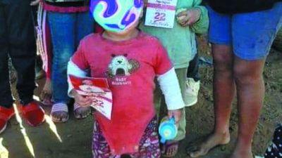 Usan niños en campañas políticas, denuncian