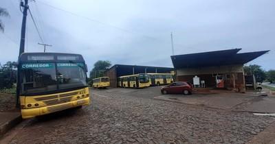 La Nación / Encarnación presenta llamado para modernizar el transporte público