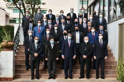 Gobierno recibe apoyo de la comunidad internacional para superar la pandemia y encarar proyectos a futuro