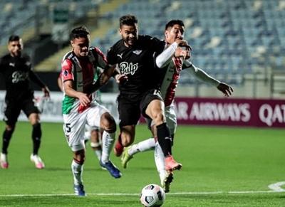 Libertad remonta de visita y avanza en la Sudamericana