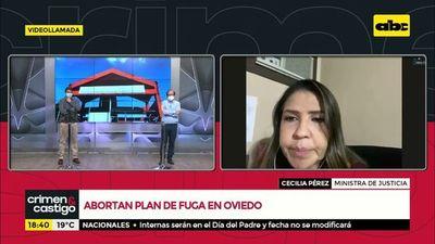 Abortan plan de fuga en penitenciaria de Oviedo