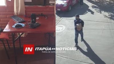 VARIOS HECHOS DE HURTO ACLARADOS EN SEDE DE LA COMISARÍA PRIMERA DE ENCARNACIÓN.