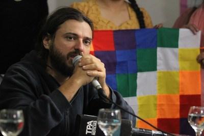 Deportan a un activista argentino que integra una misión de observación en Colombia
