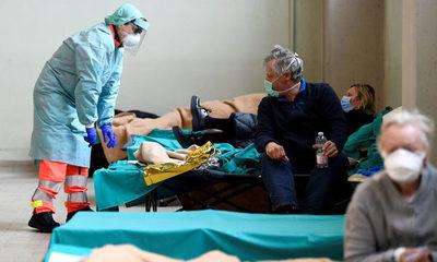Covid deja 117 fallecidos, 3.664 internados de los cuales 601 están en terapia
