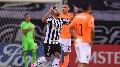 Atlético Mineiro termina como mejor equipo de fase de grupos