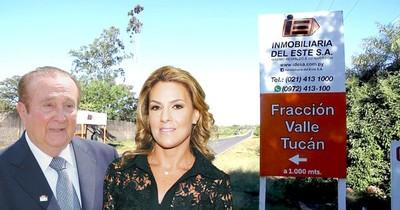 La Nación / Inmobiliaria del Este también se prestó al esquema de lavado de Leoz