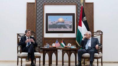 EEUU anuncia apoyo a palestinos y advierte a Hamas