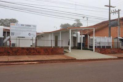 100% de camas del Pabellón de Contingencia del hospital regional de Pedro Juan está ocupadas