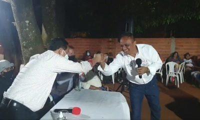 Candidato a concejal de otro movimiento da su apoyo a Núñez para la intendencia – Diario TNPRESS