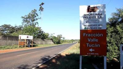 Inmobiliaria del Este, otra empresa de Zuccolillo involucrada en esquema de lavado de Leoz