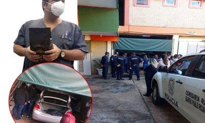 Encuentran muerto a un doctor en motel y sospechan que se suicidó – Diario TNPRESS