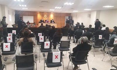 Inicia juzgamiento de presunto asesino de juez de Hernandarias – Diario TNPRESS