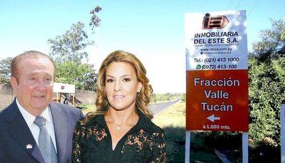 Lavado de dinero: inmobiliaria  de Zuccolillo administró bienes  malhabidos de Leóz