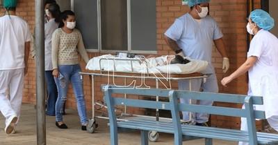 La Nación / Urgencias de Clínicas trabaja con déficit de personal de salud