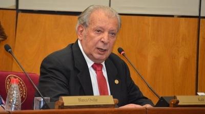 Galaverna dice que sueña con la Presidencia de la ANR, pero que si lo llevan a presidir el Congreso, no lo rechazará