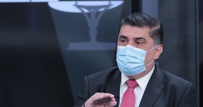 """La Nación / Borba descarta volver a fase cero, pero habla de medidas """"para paliar la situación"""""""