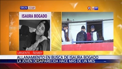 Allanan casa de venezolano en busca de Isaura