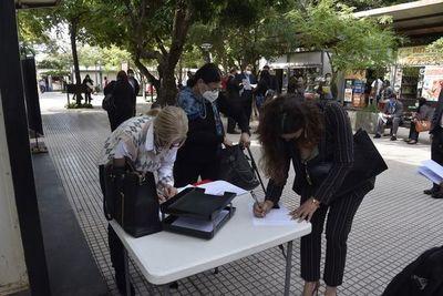 Corte hace lugar a pedido de prórroga para renovación de matrículas de abogados