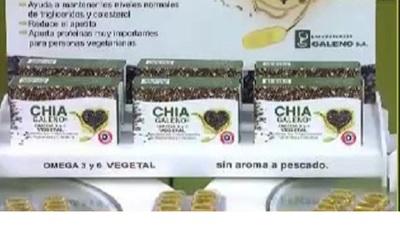 Chia Galeno: Producto 100% natural
