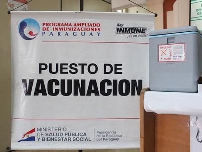 Vacunatorios ya funcionan en los shopping