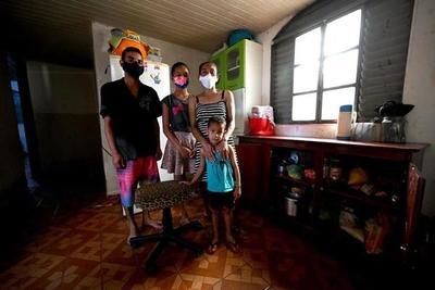 """La pobreza en Brasil: """"Esto no es enfermedad, es hambre"""" – Prensa 5"""