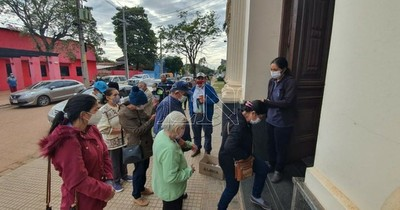 La Nación / Concepción recibió 3.600 dosis y reanuda vacunación anti-COVID-19