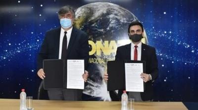 MUVH y Conatel rubrican acuerdo de cooperación interinstitucional