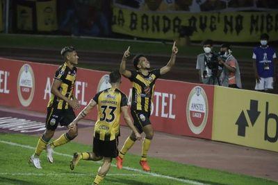 Atención Olimpia: Deportivo Táchira es el cuarto más goleador, pero....