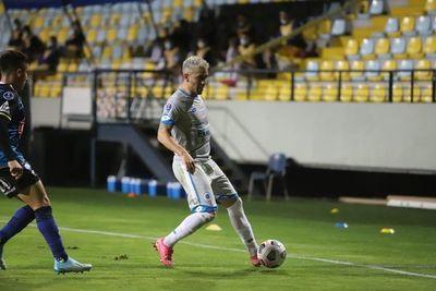 12 de Octubre cierra el Grupo A de la Copa Sudamericana