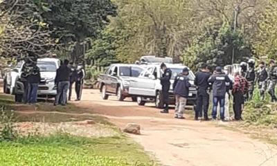 Roban a agente de la Policía Nacional en Coronel Oviedo – Prensa 5