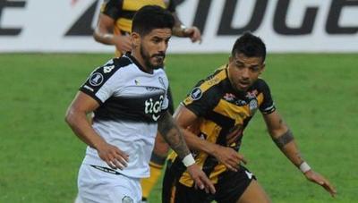 Olimpia debe ganarle a Táchira con cuatro goles para seguir en la Copa