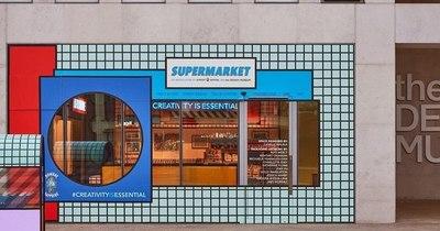 La Nación / El primer supermercado del mundo diseñado por artistas