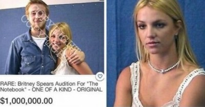"""Ponen a la venta video del casting de Britney Spears en """"Diario de una pasión"""" por un millón de dólares"""