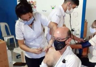 Rescinden contrato de cinco funcionarios por vacunación irregular en Pdte. Franco