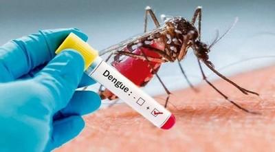 Reportan que dengue refleja tendencia al descenso