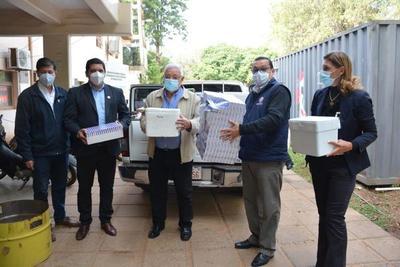 Entregan medicamentos al Hospital de Coronel Oviedo – Prensa 5