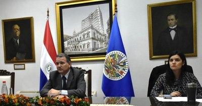 La Nación / OEA rindió homenaje a embajadora paraguaya