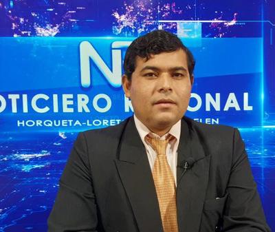 Periodista horqueteño muere por Covid-19